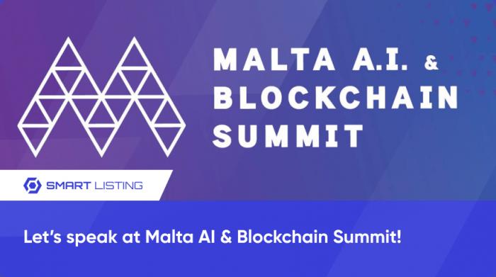 Let's speak at Malta AI & Blockchain Summit!